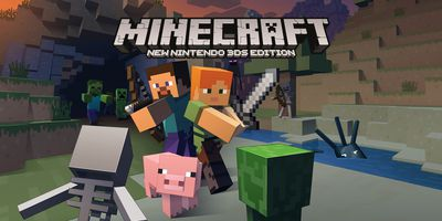 Minecraft sur la New Nintendo 3DS !