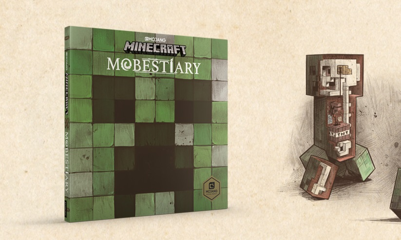 Mobestiary Un Nouveau Livre Minecraft Officiel