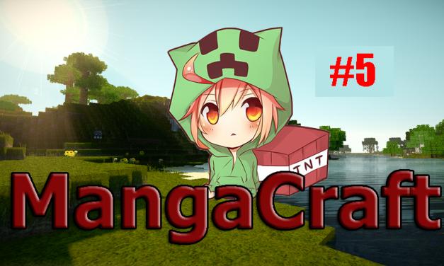 Mangacraft #5