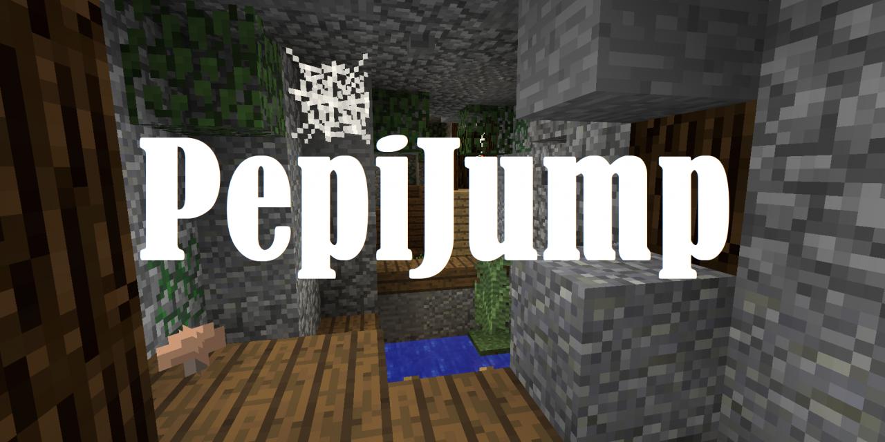 Map Parkour – PepiJump