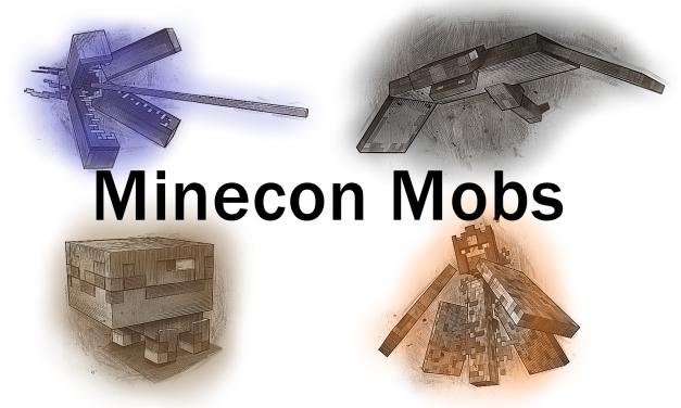 Plus d'infos sur les quatre nouveaux mobs ! + Résultat !