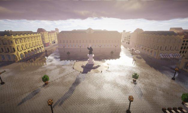 Ta ville dans Minecraft #1 | Nancycraft