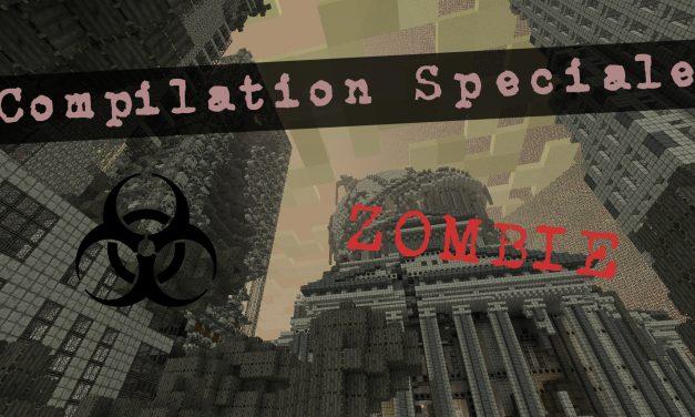 L'invasion Zombie dans Minecraft ?