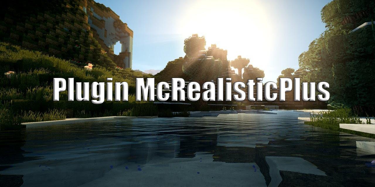 Plugin McRealisticPlus | Une survie plus réaliste sur votre serveur