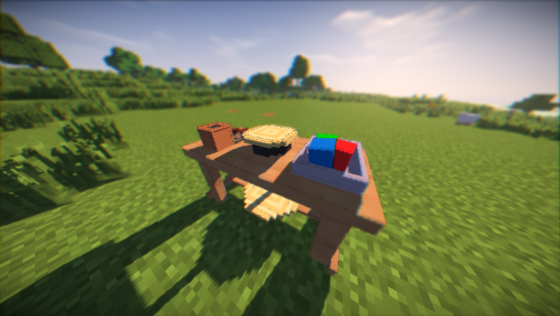 decocraft 2 table shaders