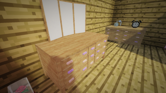 decocraft 2 chambre table de chevet