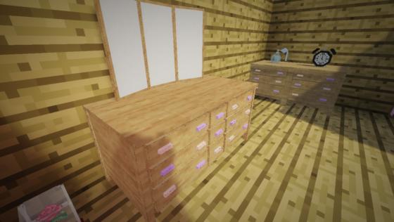 decocraft 2 chambre table de chevet
