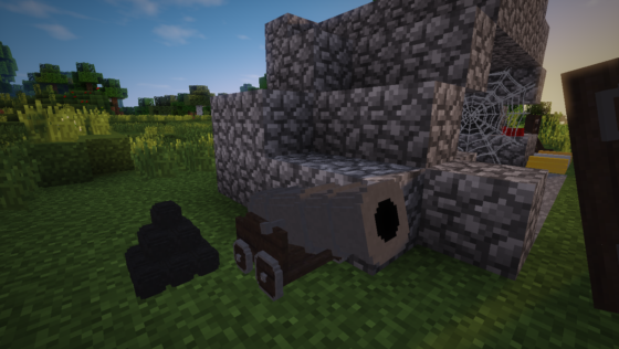decocraft 2 donjon canon