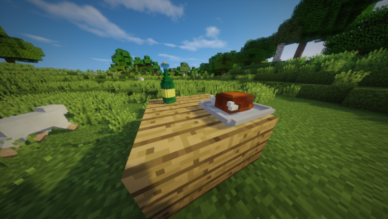 decocraft 2 table biere