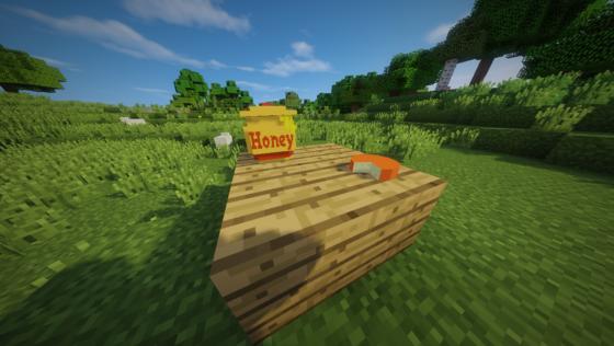 decocraft 2 table miel