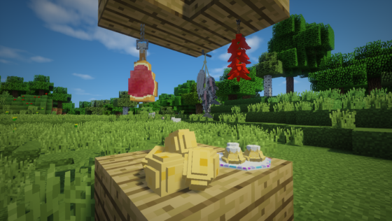 decocraft 2 table jambon serano