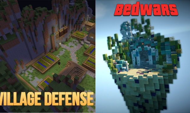 Plugins – Mini-jeux Bedwars et Village Defence