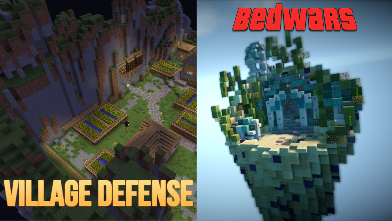 Village defence minecraft plugin