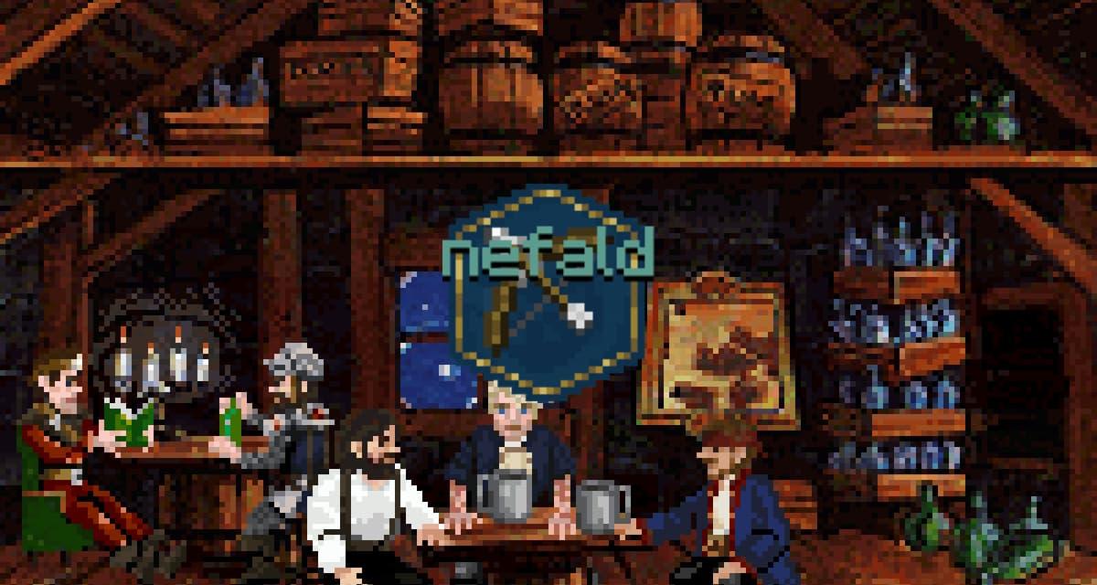 [Serveur] Nefald : Communauté Minecraft MMORPG