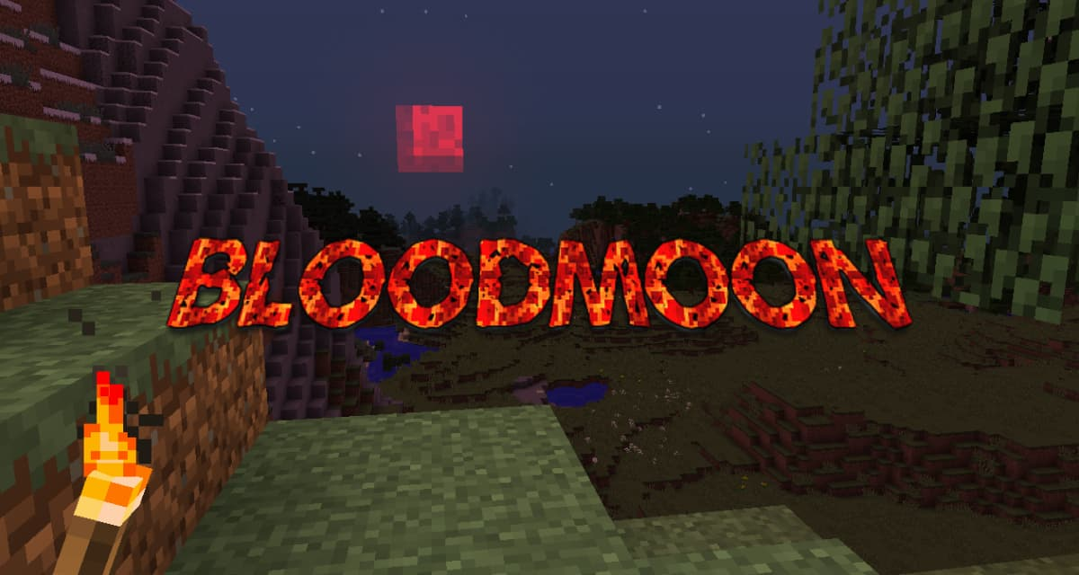 BloodMoon – Mod – 1.8.9 → 1.12.2
