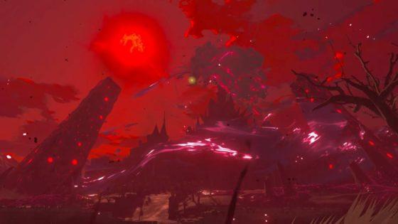 Bloodmoon dans Zelda