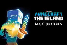 L'île perdue, un livre Minecraft officiel + Concours