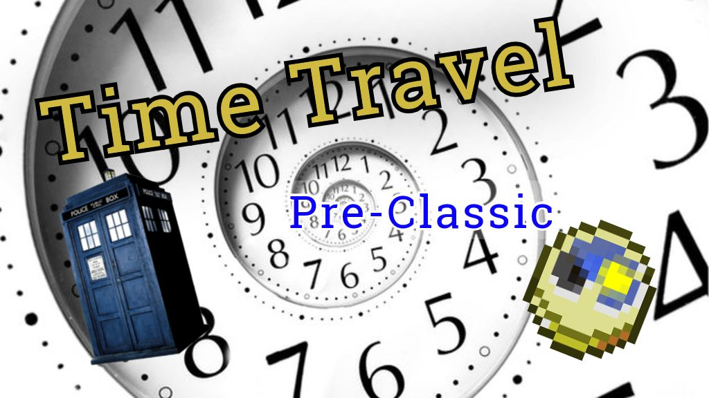 Time Travel : Pre-classic