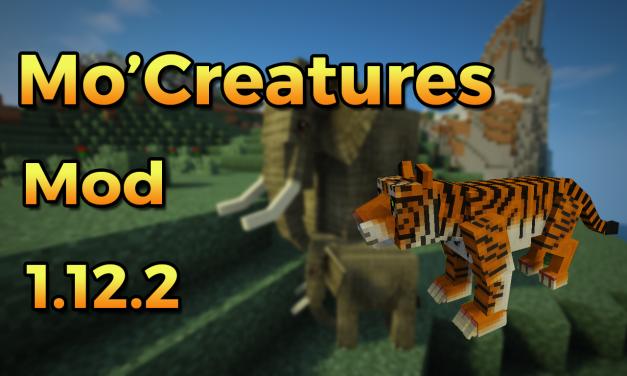 Mo'Creatures – 58 nouveaux Mobs !