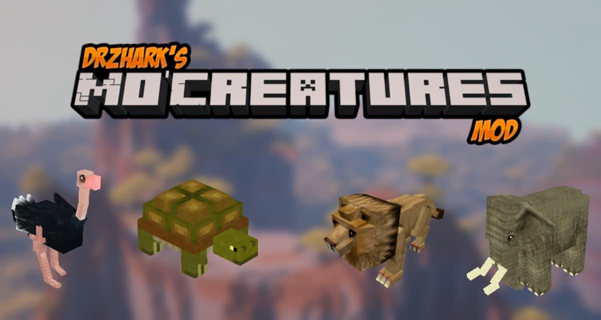 Mo'Creatures – Mod – 1.7.10 → 1.12.2