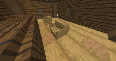 idée décoration minecraft trappes