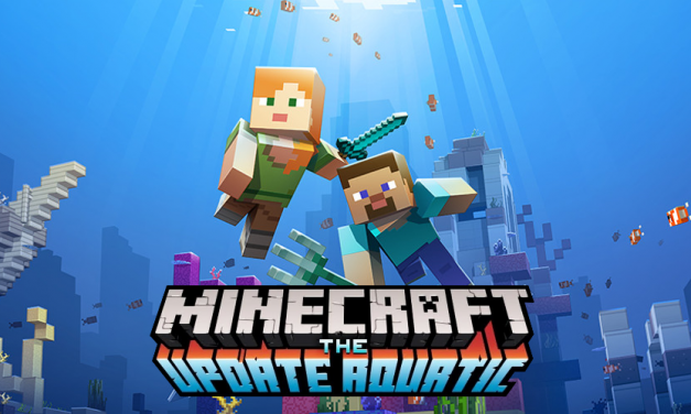 Aquatic Update – Minecraft 1.13