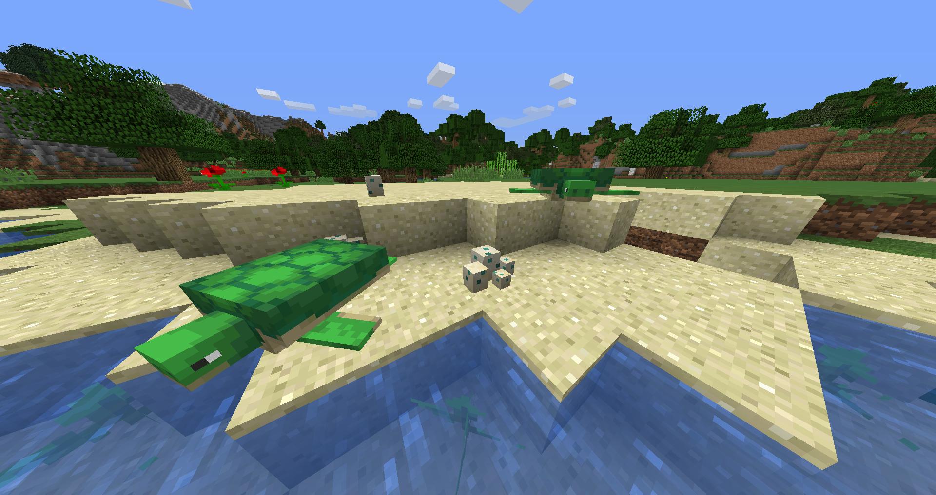 Aquatic Update Minecraft 113 Minecraftfr
