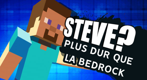 steve de minecraft dans super smash bros ultimate multijoueur jeux nintendo