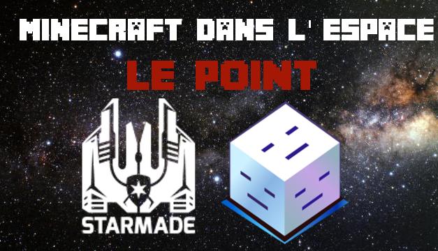 Minecraft dans l'Espace – Le Point