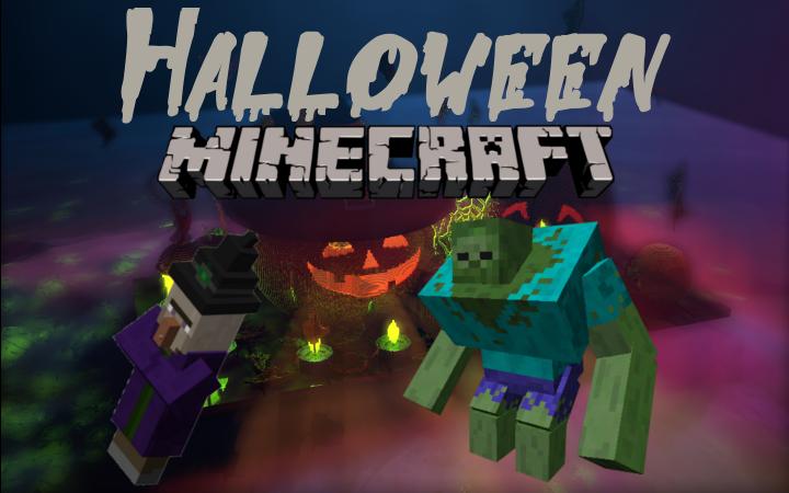 Halloween dans Minecraft