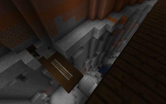 minecraft seed 1.13 badland mines abandonnées