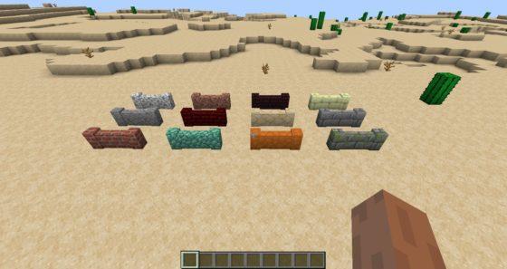 muret minecraft 1.14