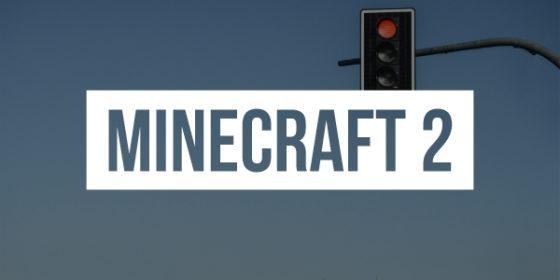 pas de minecraft 2