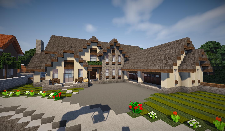 Les 15 Meilleurs Plans de Maison dans Minecraft - Minecraft.fr
