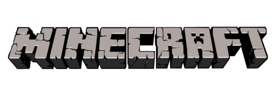 logo officiel de Minecraft