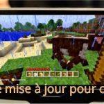 Dernière mise à jour pour Minecraft PS Vita