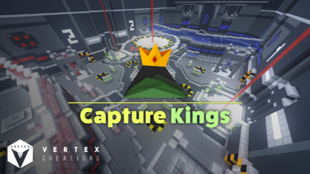 map minecraft capture kings