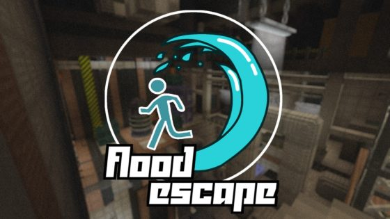 Flood Escape Map Minecraft