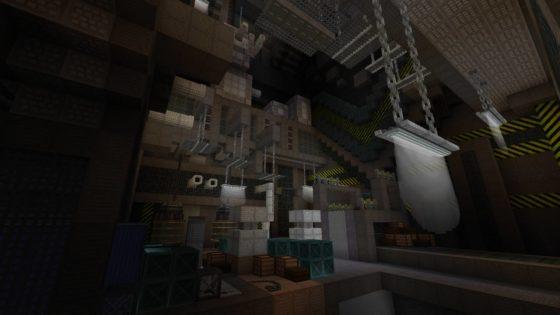 Flood Escape Map Minecraft Niveau