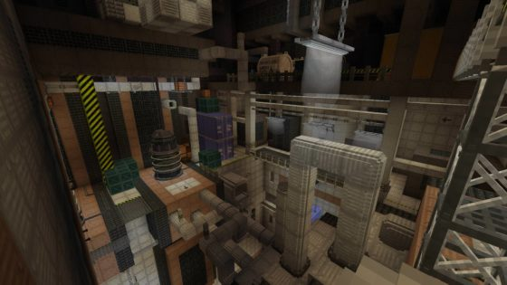 Flood Escape Map Minecraft Niveau 2