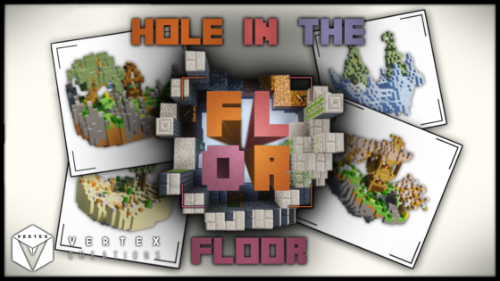 hole in the floor map minecraft