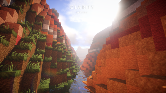 pack ressource minecraft clarity ravin