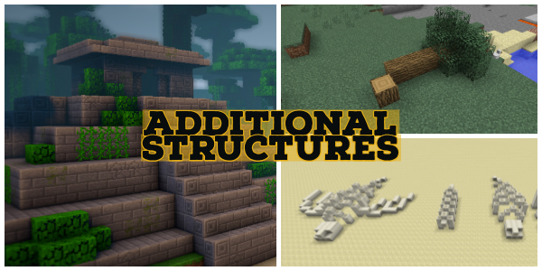 [Mod] Additional Structures