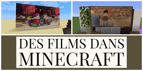 Comment animer les tableaux dans Minecraft ?