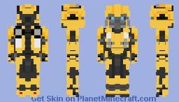 skin minecraft bumblebee