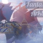 [Map] Fantasy Boat : L'Arkbraem