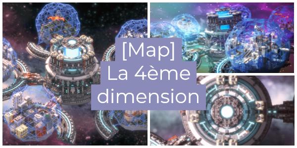 [Map] The Fourth Dimension : La 4ème dimension
