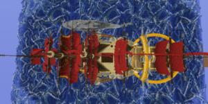 map minecraft bateau arkbraem dessus