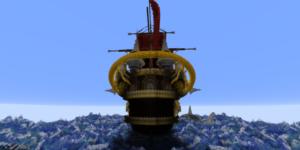 map minecraft bateau arkbraem arrière
