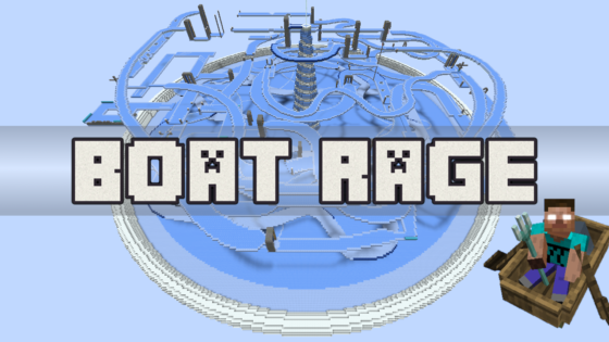 map minecraft boat rage